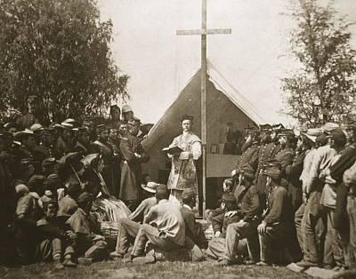 Father Thomas H. Mooney Leading Sunday Poster