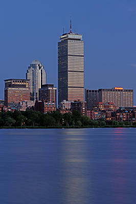 Favorite Bostonian Poster by Juergen Roth