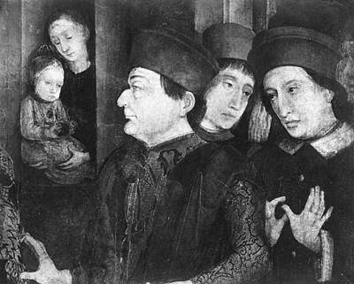 Federico Da Montefeltro (1422-1482) Poster by Granger