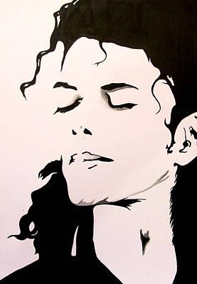 Michael Jackson Poster by Gopal Maheshwari