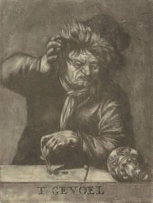 Feeling, Pieter Pickaert Poster