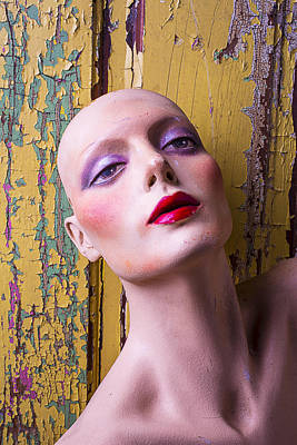 Female Mannequin Poster