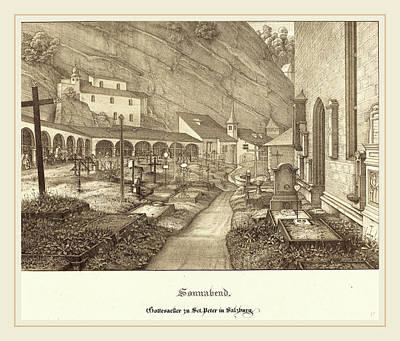 Ferdinand Olivier German, 1785-1841 Poster by Litz Collection