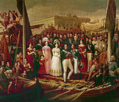 Ferdinand Vii Of Spain(1784-1833) Poster by Granger