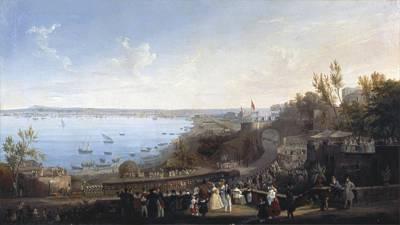Fergola, Salvatore 1799-1877 Poster
