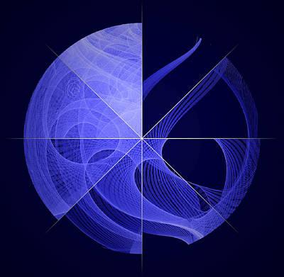 Fermi Gamma-ray Space Telescope Orbits Poster