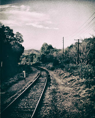 Ferrocarril Poster
