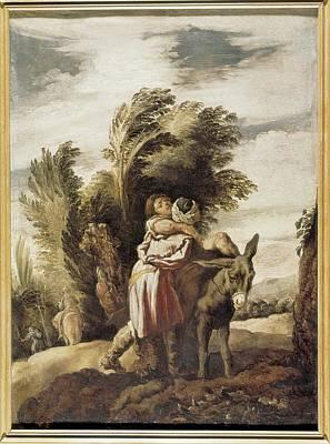 Fetti, Domenico 1588-1623. The Good Poster by Everett