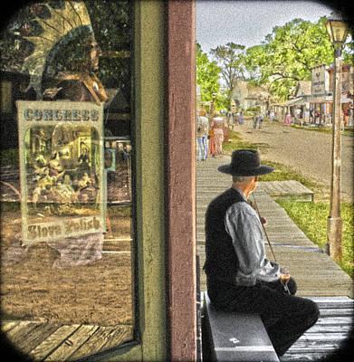 Fiddler On The Street Poster