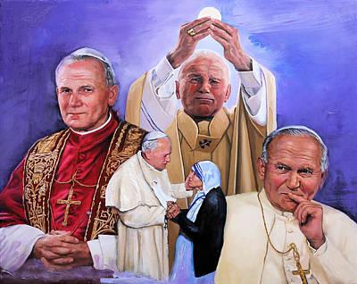 Fides Et Ratio Saint John Paul II Poster