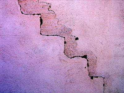 Film Noir Robert Loggia Jeff Bridges Jagged Edge 1985 Brick Wall Casa Grande Arizona 2004 Poster