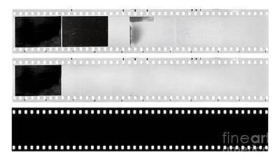 Film Strips Poster