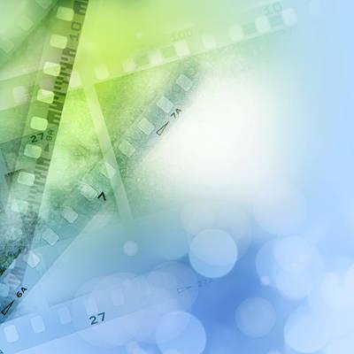 Filmstrips Poster