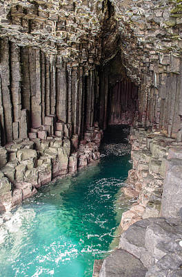 Fingal's Cave Poster