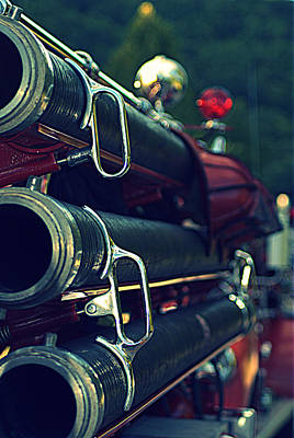 Fire Hoses Poster