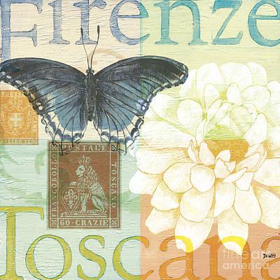 Firenze Poster by Debbie DeWitt