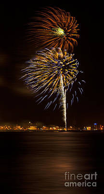 Firework 08 Poster