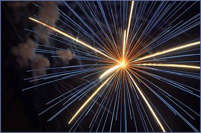 Firework 6 Poster