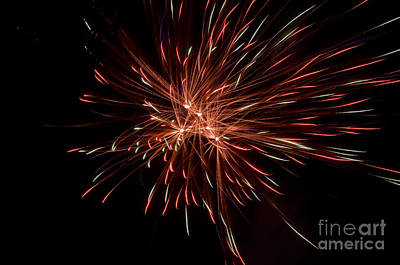 Fireworks 42 Poster by Cassie Marie Photography