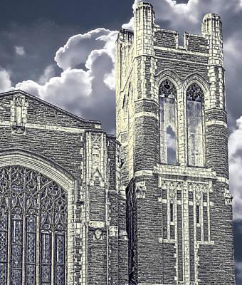 First Congregational Poster