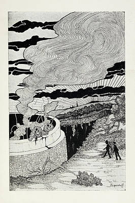 First Encounter Poster by British Library