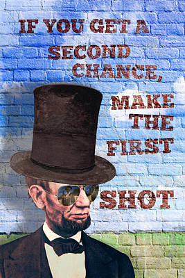 First Shot Poster by Sean Corcoran