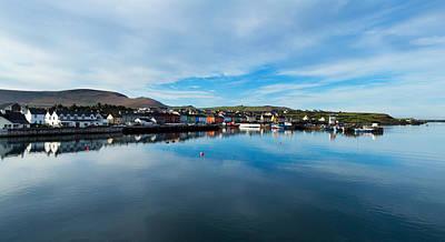 Fishing Harbor, Caherdaniel, Iveragh Poster by Panoramic Images