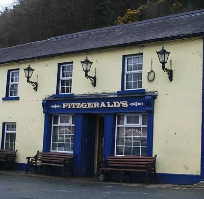 Fitzgeralds  Pub From Ballykissangel Poster