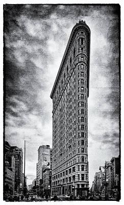 Flatiron Building - New York City Poster
