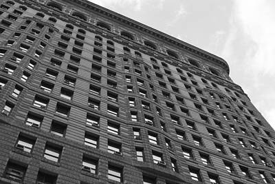 Poster featuring the photograph Flatiron Building by Steven Macanka