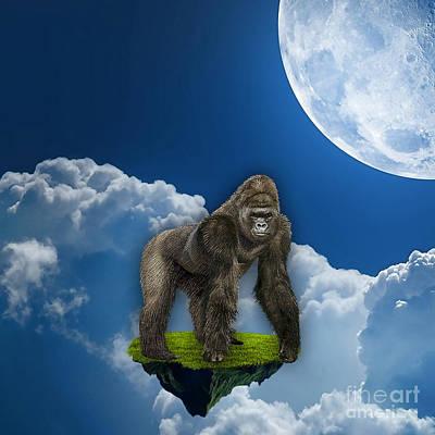 Flight Of The Ape Poster
