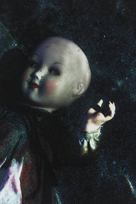 Floating Doll Poster