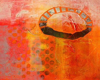 Floating Poster by Nancy Merkle