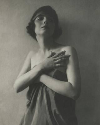 Flobelle Fairbanks Poster by Maurice Goldberg