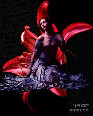 Flora -color Version- Poster