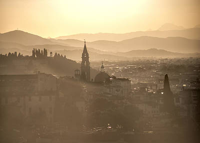 Florence Dream.. Poster by A Rey