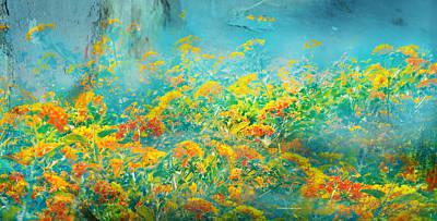 Flores De Ayamonte Poster by Alfonso Garcia