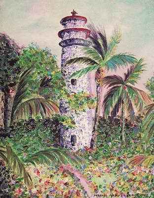 Florida Gardens Poster