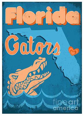 Florida Gators Poster