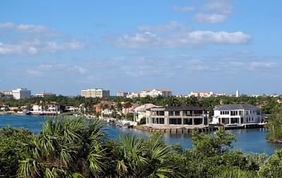 Florida Vacation Poster