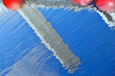 Poster featuring the photograph Floridian Abstract by Keith Armstrong