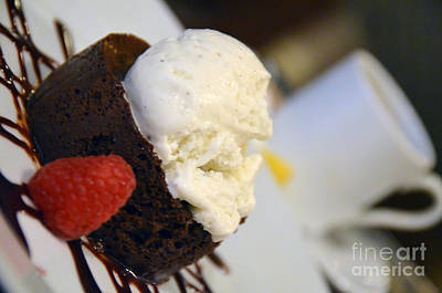 Flourless Chocolate Cake Poster