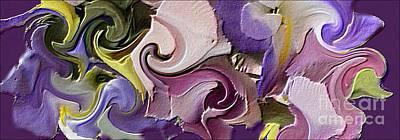 Flower Border Poster