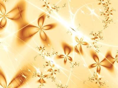 Flower Breeze Poster