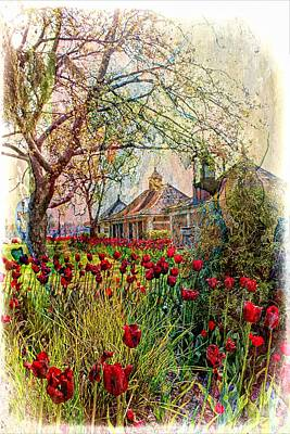 Flower Garden Series 02 Poster