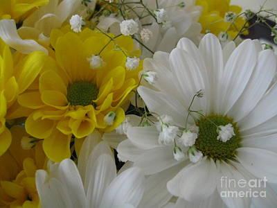 Flower Mix Poster