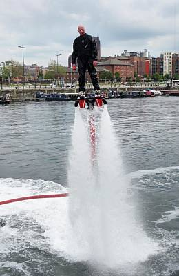 Flyboard Poster