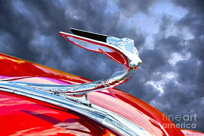 Flying Goddess Poster by Adam Olsen