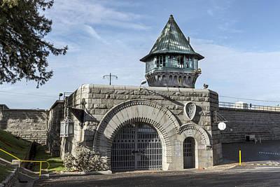 Folsom Prison In Folsom Poster