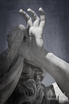 Fontana Dei Quattro Fiumi - River Nile Poster